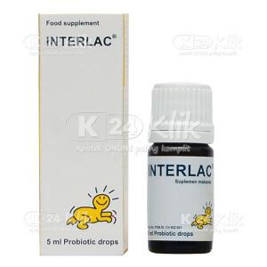 INTERLAC OIL DROP 5ML