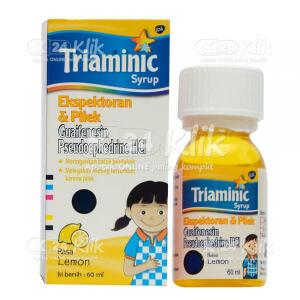 TRIAMINIC EXP SYR