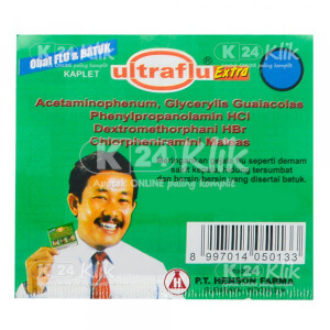 ULTRAFLU EXTRA TABLET
