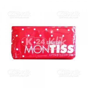 MONTISS FACIAL TISSUE 250S