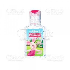ESKULIN KIDS PINK HAND SANITIZER 50 ML (PIGLET)