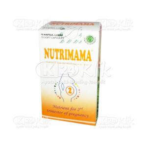NUTRIMAMA 2 SOFTCAP 15S BTL