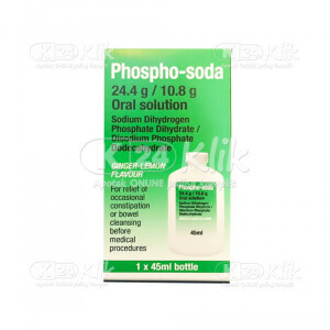 FLEET PHOSPHOSODA 45ML