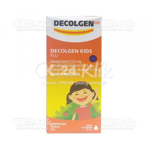 DECOLGEN SYR 60ML