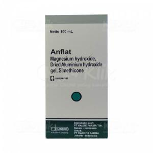 ANFLAT SYR 100ML