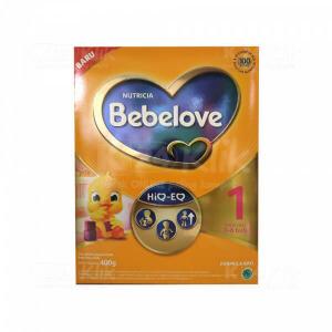 BEBELOVE 1 0-6BLN 400G BOX