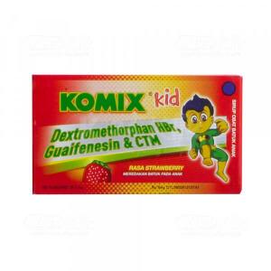 KOMIX G FORM KID STRAWBERY SACH 10S