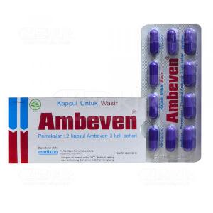 AMBEVEN CAP 10S/STR
