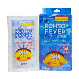 ROHTO FEVER PATCH 2S