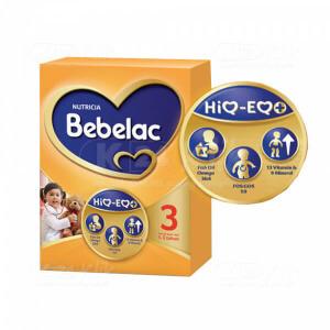BEBELAC 3 VANILA 400G