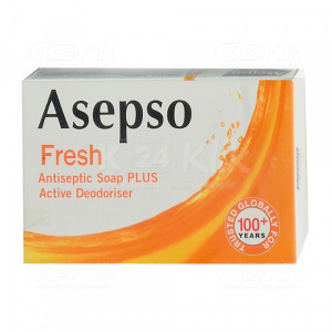 ASEPSO FRESH SOAP 80G