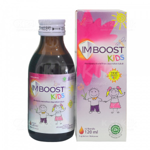IMBOOST KIDS SYR 120ML