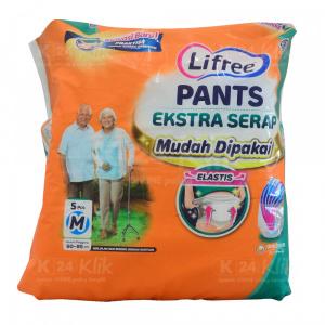 LIFREE PANTS EXTRA DAYA SERAP M 5S