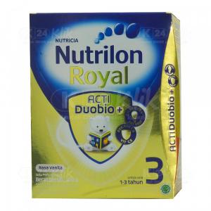 NUTRILON 3 ROYAL VANILA 400G