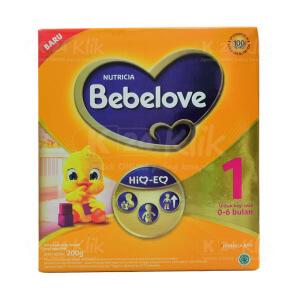BEBELOVE 1 0-6BLN 200G BOX