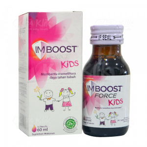 IMBOOST FORCE KIDS SYR 60ML