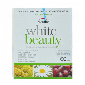 NUTRAFOR WHITE BEAUTY TAB 60S