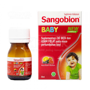 SANGOBION DROP 30ML