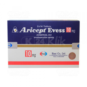 ARICEPT EVES 10MG TAB 28S