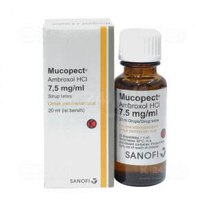 MUCOPECT 7.5MG/ML DROP 20ML