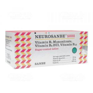 NEUROSANBE 5000 TAB