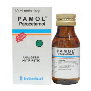 PAMOL SYR 60ML
