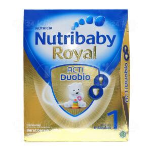 NUTRIBABY 1 ROYAL BOX 400G