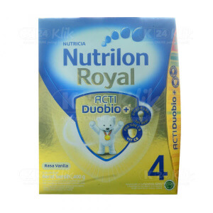 NUTRILON 4 ROYAL VANILA 400G