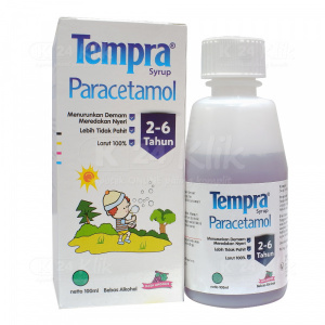 TEMPRA 100ML SYR NEW PACK