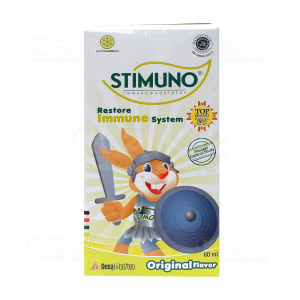 STIMUNO SYR ORIGINAL 60 ML
