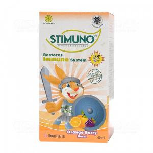STIMUNO ORANGE BERRY SYR 60ML