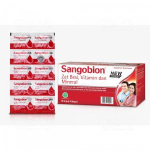SANGOBION CAP 10'S