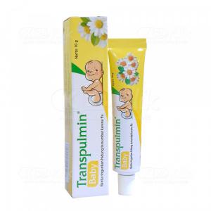 TRANSPULMIN BABY BALSAM 10G