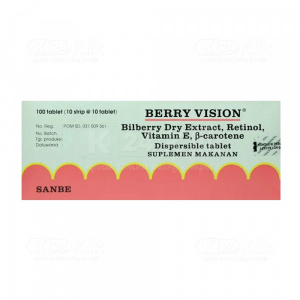 BERRY VISION DISP 100S