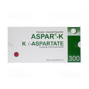 ASPAR-K TAB