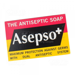ASEPSO SOAP 80G