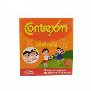 CONTREXYN TAB STR 4S