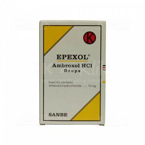 EPEXOL 16MG/ML DROP 20ML