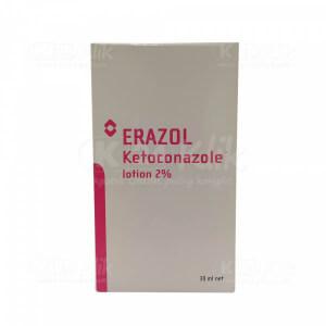 ERAZOL LOTION 30ML