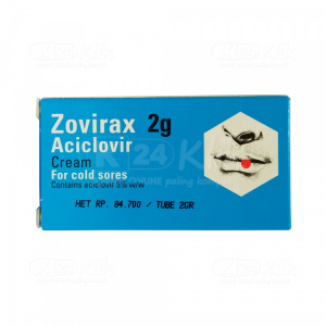 ZOVIRAX 2G CR