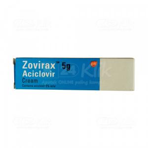 ZOVIRAX CR 5% 5G TUBE