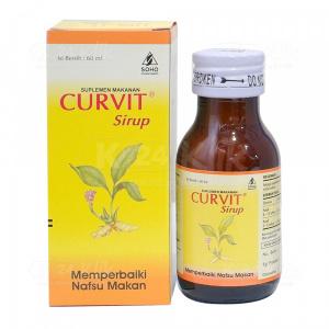 CURVIT SYR 60ML