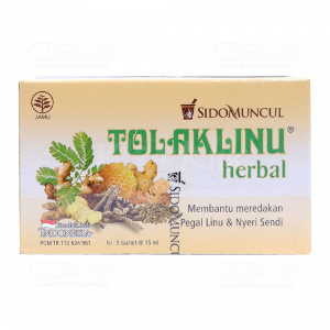 TOLAK LINU HERBAL 15ML SACH 5S