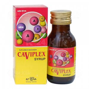 CAVIPLEX SYR 60ML