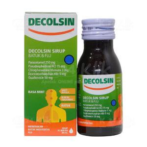 DECOLSIN SYR 60ML