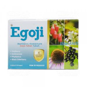 EGOJI CAPS 30S