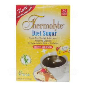 THERMOLYTE DIET SUGAR 25S