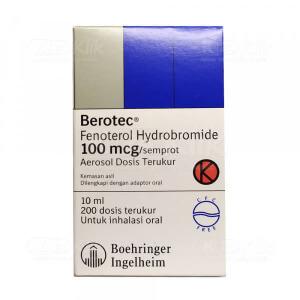 BEROTEC FREE CFC 100MG/PUFF AEROSOL 10ML