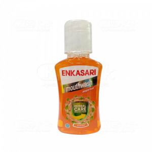 ENKASARI MOUTHWASH PEPPERMINT 100ML