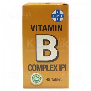 VITAMIN B COMPLEX TAB IPI